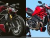 2 Ducati : Monster 1200 R et Streetfighter 1100 S