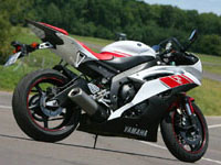 photo Yamaha R6