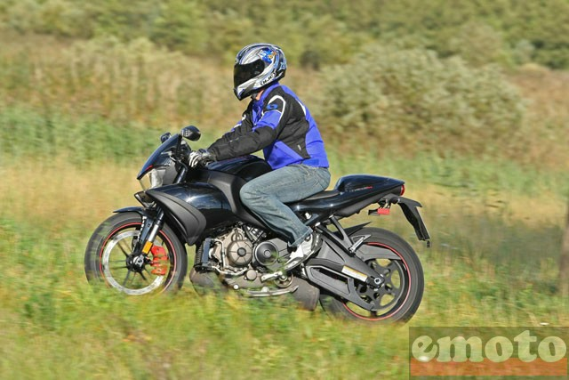 Photo de la Buell 1125CR modèle 2009