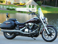 photo Yamaha Midnight Star 950
