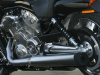 photo Harley-Davidson Muscle