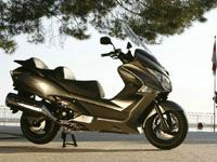 photo Honda SWT 400