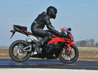 photo Honda CBR600RR C-ABS