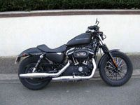 photo Harley-Davidson Iron