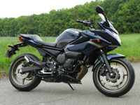 photo Yamaha XJ6 Diversion