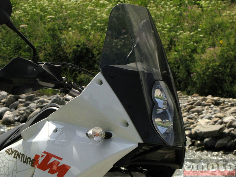 Photo de la KTM Adventure 990 modèle 2009