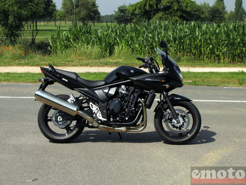 Photo de la Suzuki Bandit 650 S ABS modèle 2009
