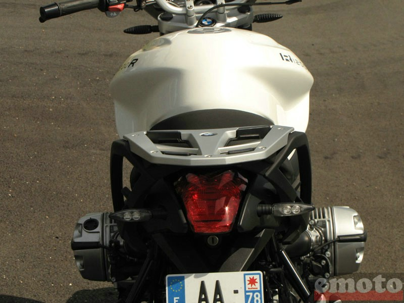 Photo de la BMW R 1200 R modèle 2009