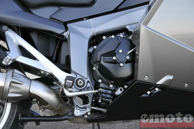 Photo de la BMW K 1300 GT modèle 2009