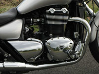 photo Triumph Thunderbird 1600