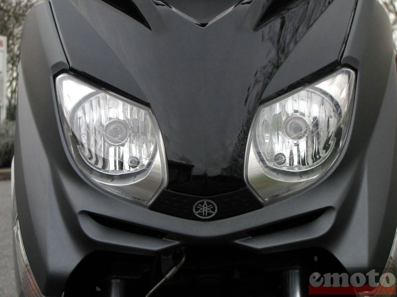 Photo du Yamaha X-Max 250 modèle 2010