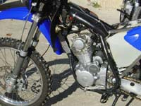 photo AJP 125 PR4 Enduro