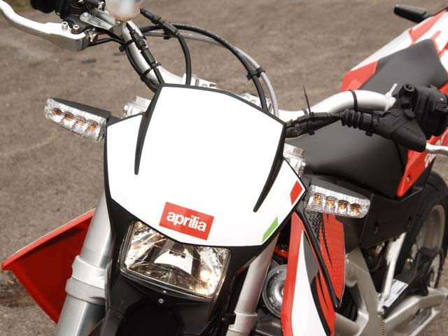 Photo de la Aprilia SXV modèle 2007