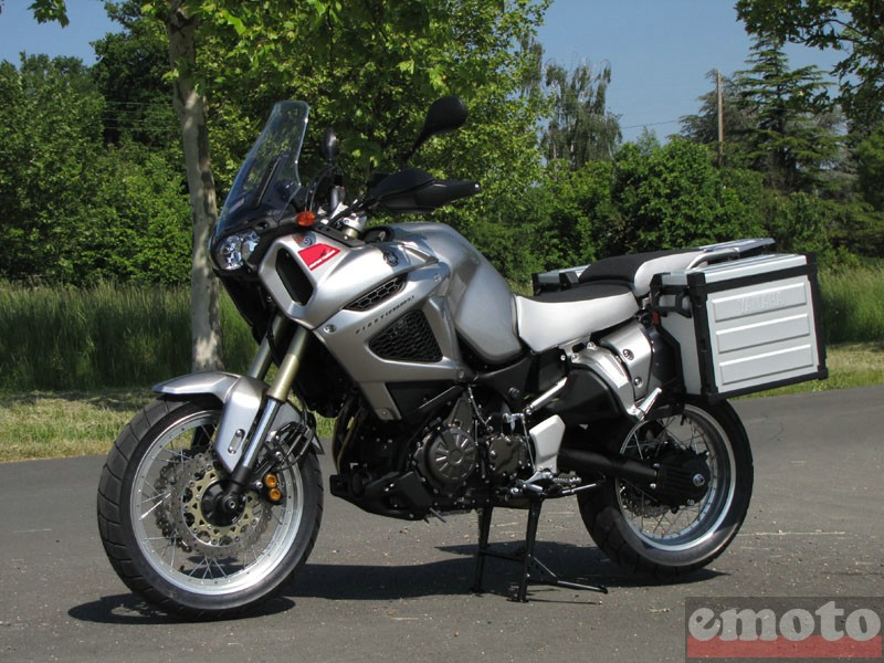 Photo de la Yamaha XTZ Super Ténéré 1200 modèle 2010