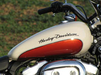 photo Harley-Davidson SuperLow