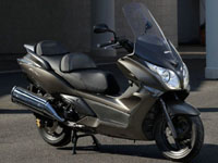 photo Honda SWT 600