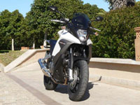 photo Honda Crossrunner 800