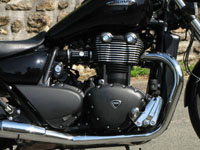 photo Triumph Thunderbird 1700 Storm