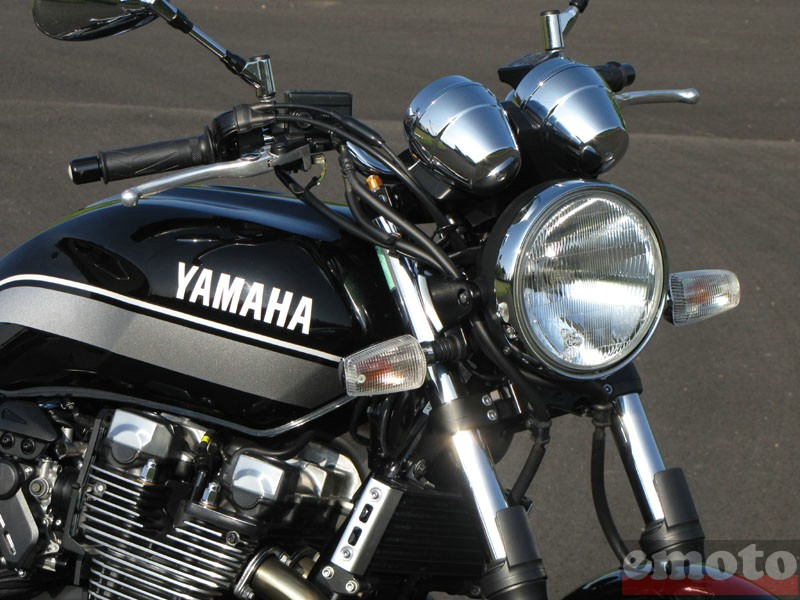 Photo de la Yamaha XJR 1300 modèle 2011