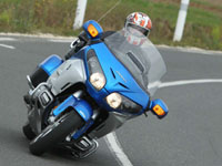 photo Honda Goldwing 1800