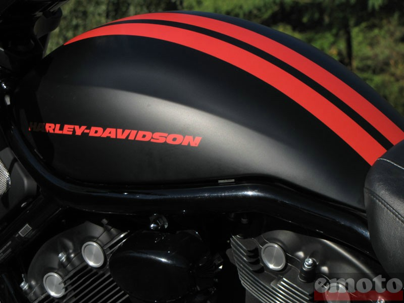 Photo de la Harley-Davidson Night Rod Special modèle 2012