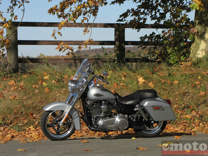 Photo de la Harley-Davidson Switchback modèle 2012
