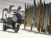 photo Yamaha T-Max 530
