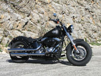 photo Harley-Davidson Softail Slim