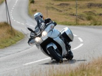 photo Triumph Trophy 1200 SE