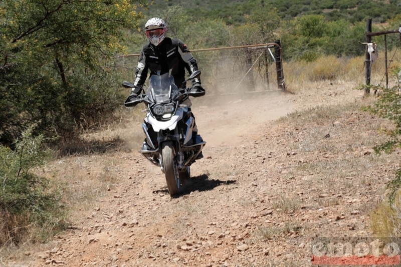 Photo de la BMW R 1200 GS modèle 2013