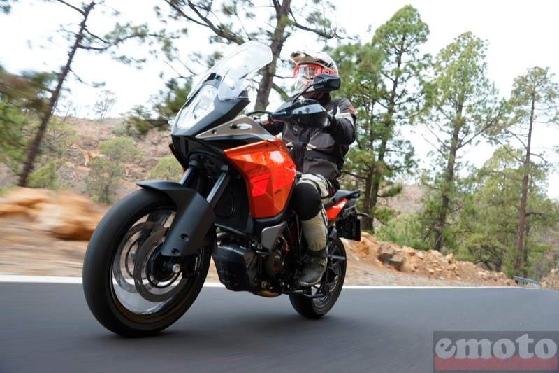 Photo de la KTM Adventure 1190 modèle 2013