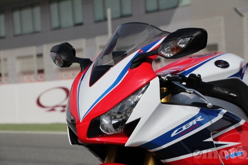 Photo de la Honda CBR 1000 RR SP modèle 2014
