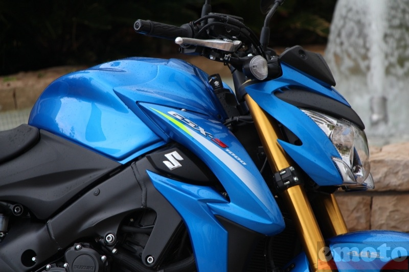 Photo de la Suzuki GSX-S 1000 modèle 2016
