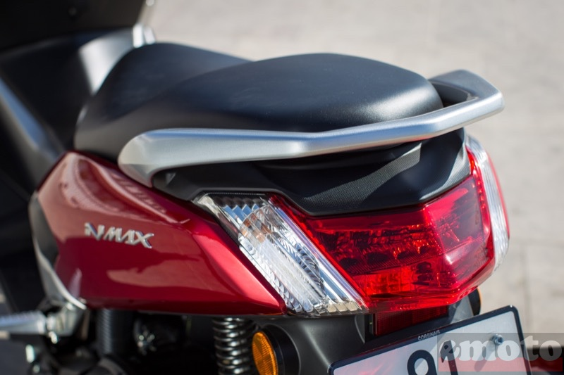 Photo du Yamaha N-Max 125 modèle 2015
