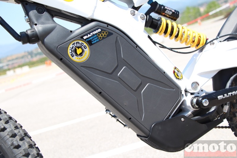 Photo de la Bultaco Brinco modèle 2015