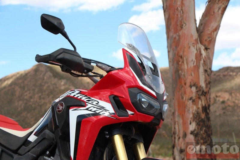 Photo de la Honda Africa Twin 1000 modèle 2016