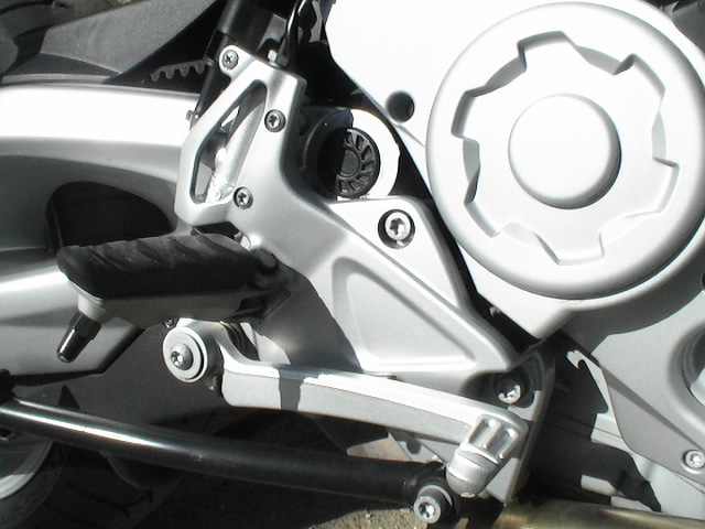 Photo de la BMW F800 ST modèle 2007