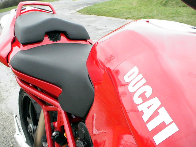 Photo de la Ducati Multistrada 1100 S modèle 2007