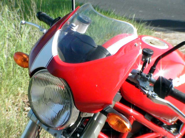 Photo de la Ducati S2R 1000 modèle 2007