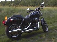 photo Harley-Davidson Super Glide Sport
