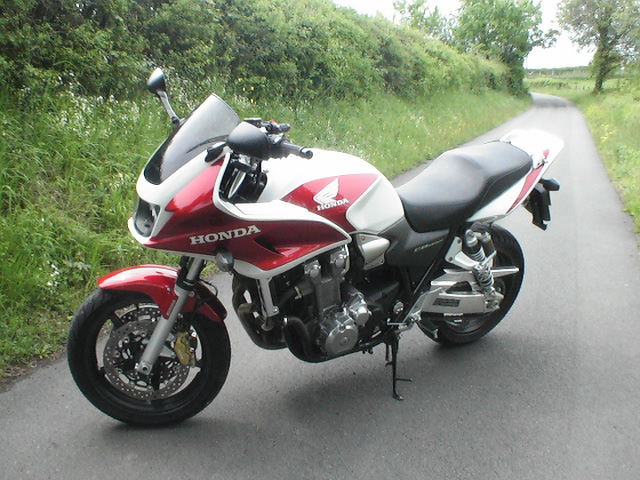 Photo de la Honda CB1300S ABS modèle 2006
