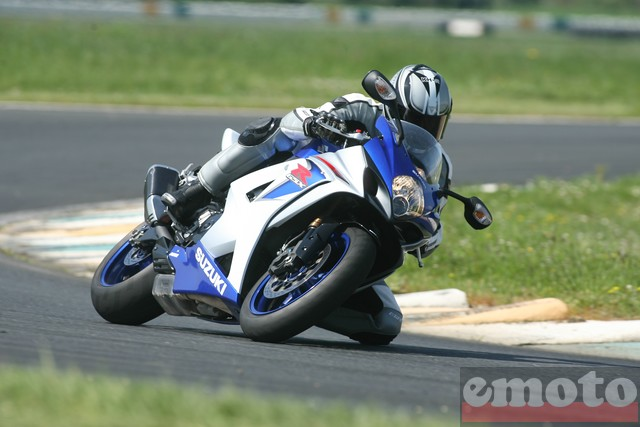 Photo de la Suzuki GSXR 1000 modèle 2008
