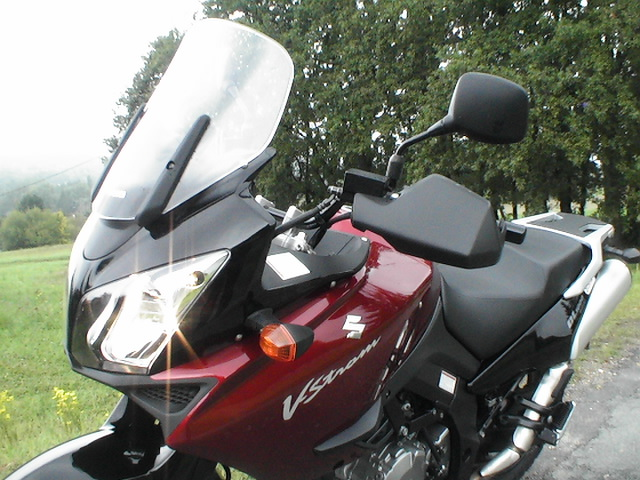 Photo de la Suzuki V-Strom 1000 modèle 2006
