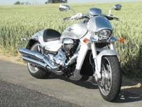 photo Suzuki VZR 1800