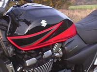photo Suzuki GSX 1400