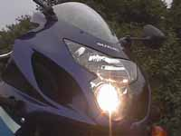 photo Suzuki GSXR 600