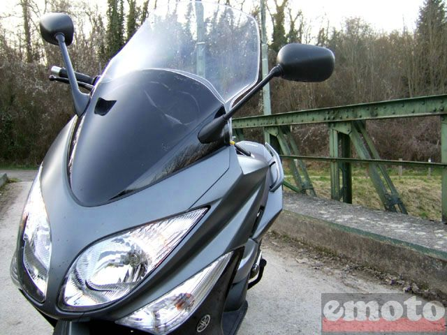 Photo du Yamaha T-Max 500 modèle 2008