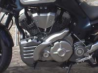 photo Yamaha MT01