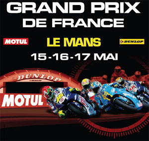 grand prix de france moto 2009 le mans