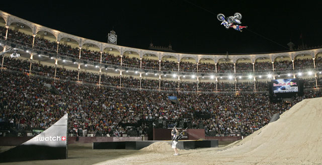 red bull x fighters madrid 2009